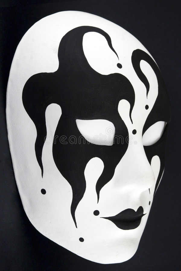 The mask stock photos