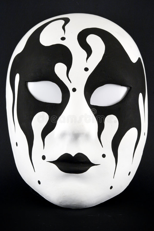 The mask stock images
