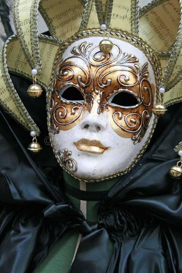 Download Mask - Carnival - Venice Royalty Free Stock Photography - Image: 4245537