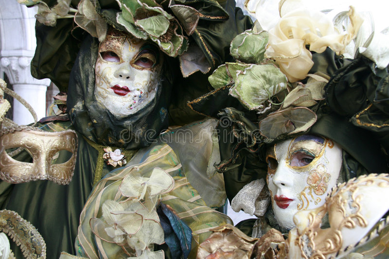 Mask - Carnival - Venice royalty free stock photography