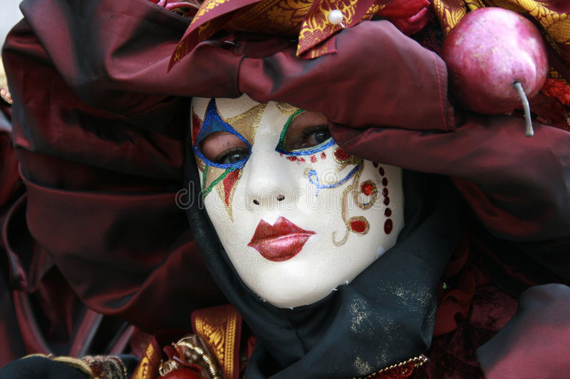 Download Mask - Carnival - Venice stock image. Image of venise - 4270249