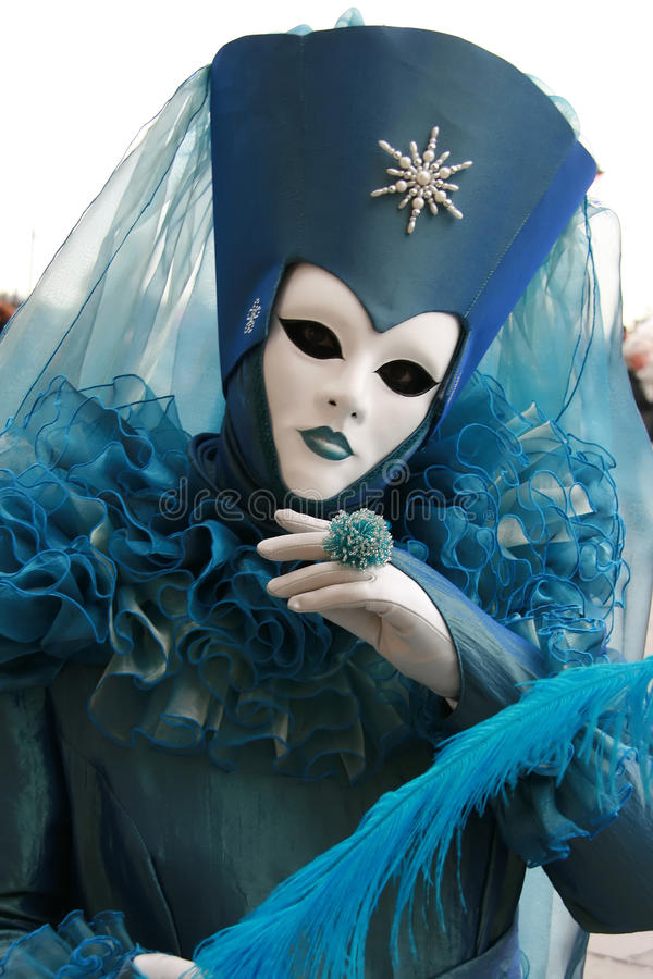 Free Mask - Carnival - Venice Some Pics From The Fat Tuesday In Venice Royalty Free Stock Photography - 65684987