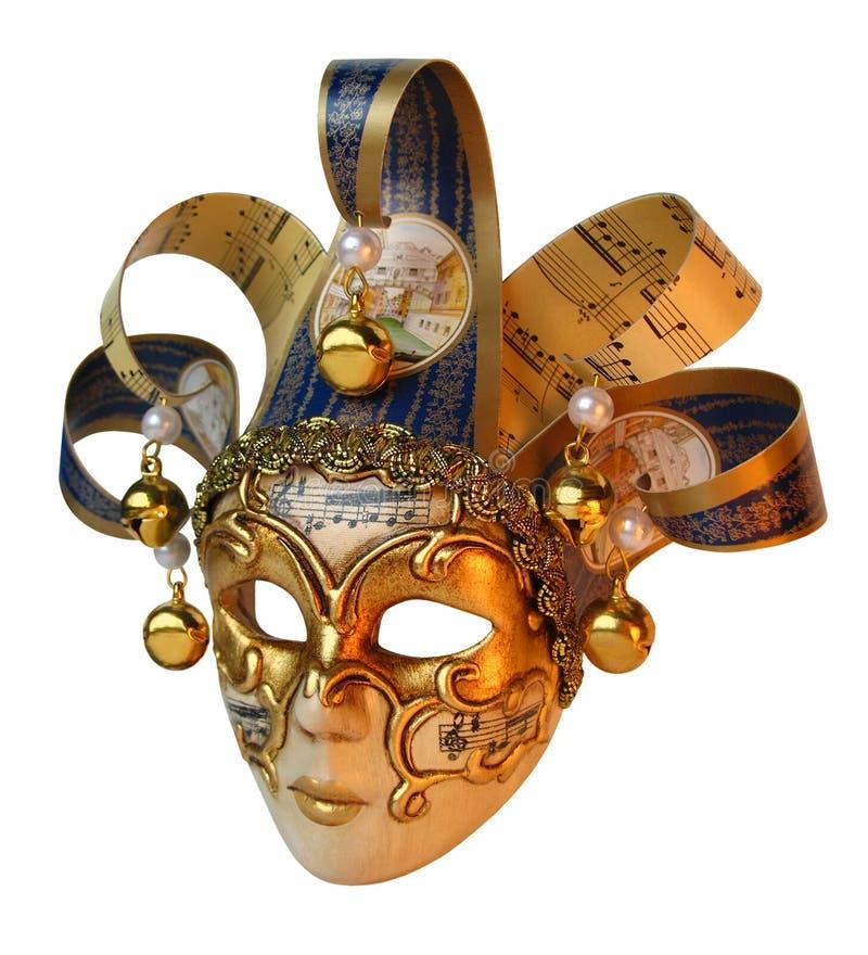 Mask of Venice royalty free stock photos