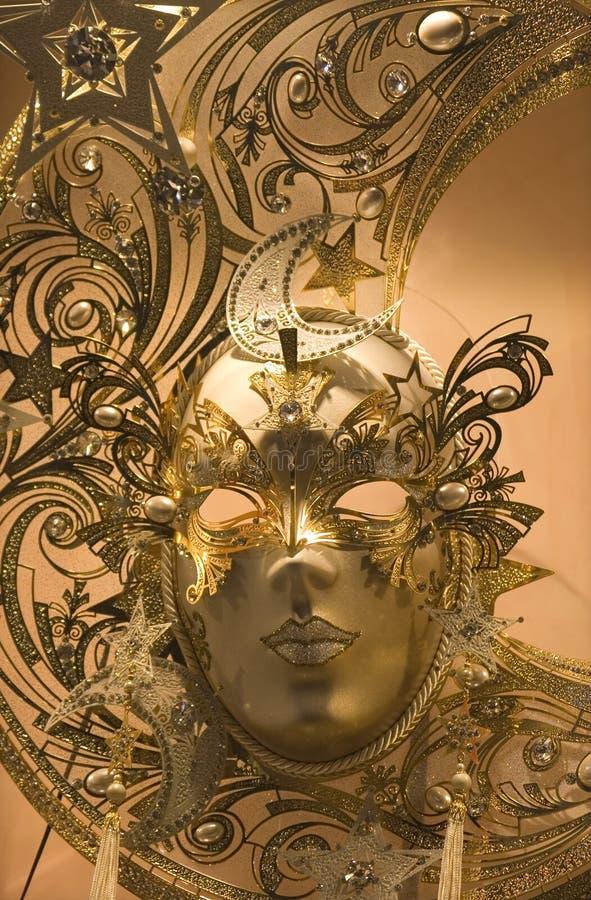 Mask from venice stock photos