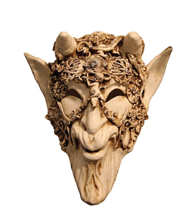 Mask of Venice stock photography