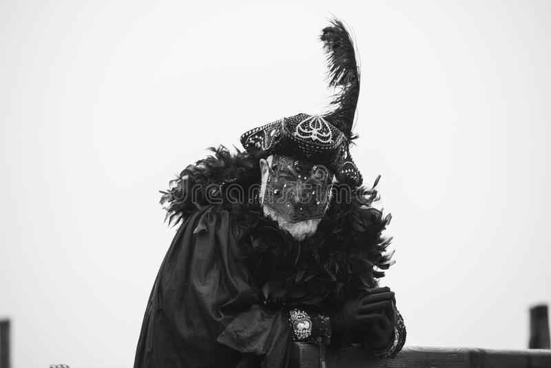 Mask in Venice, Italy stock image