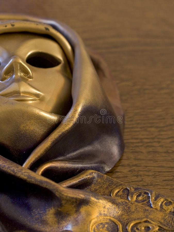 maska 2475 Wenecji obrazy stock