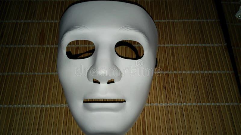 Maska dla ślubu zdjęcia royalty free