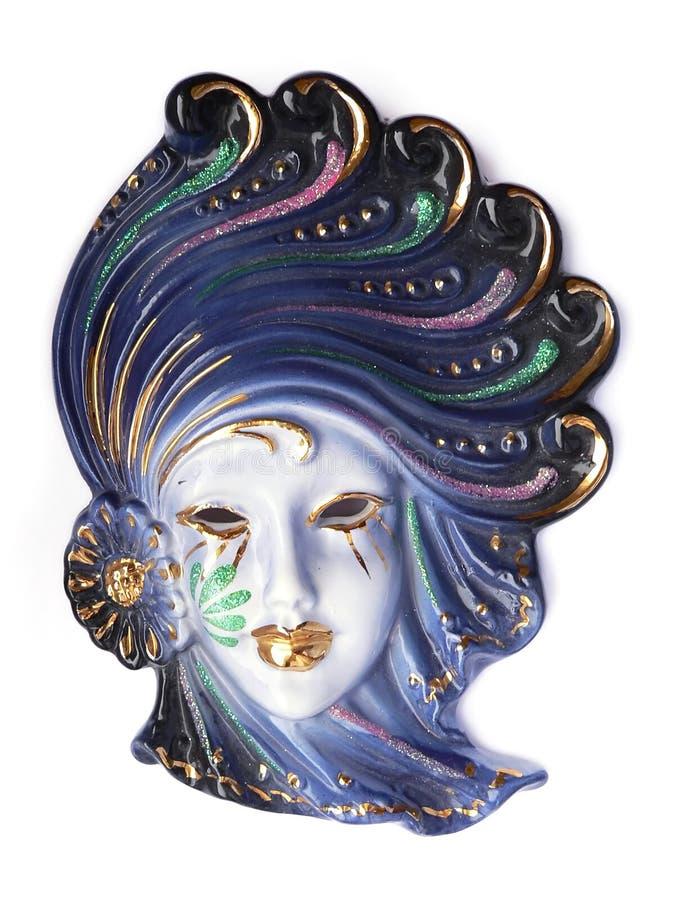 maska venetian obraz stock