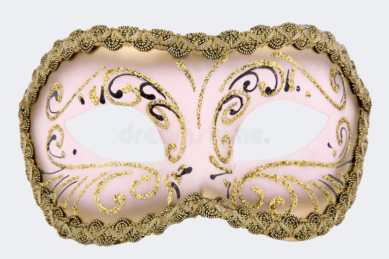 maska venetian karnawału fotografia royalty free