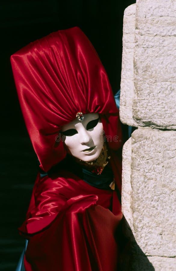 maska venetian karnawału obraz stock
