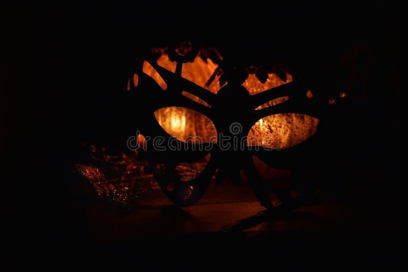 Maska w Halloween zdjęcia royalty free