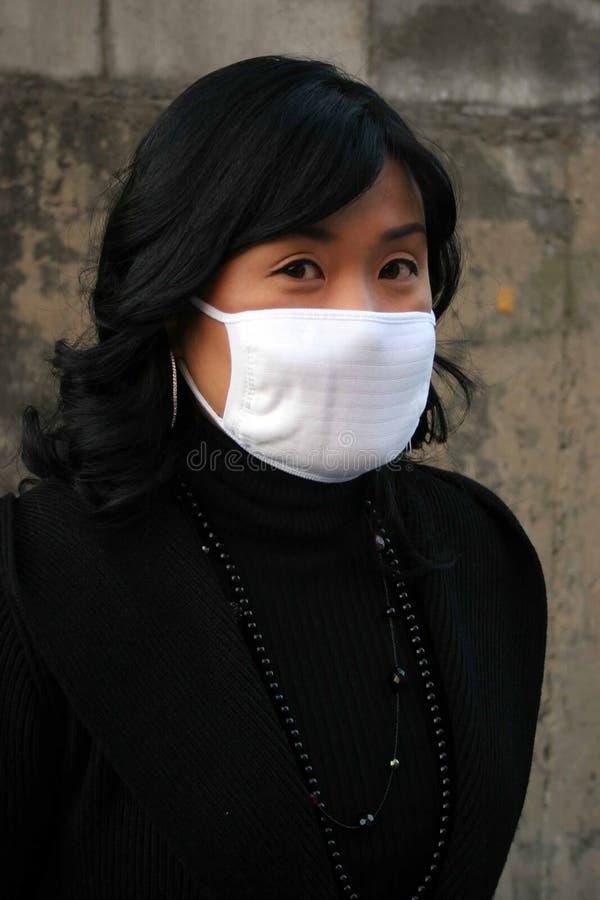 Download MaskC immagine stock. Immagine di febbre, malato, prevenzione - 350021