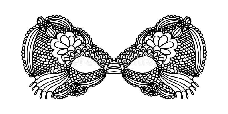 Download Maske vektor abbildung. Illustration von künstlerisch - 26372645