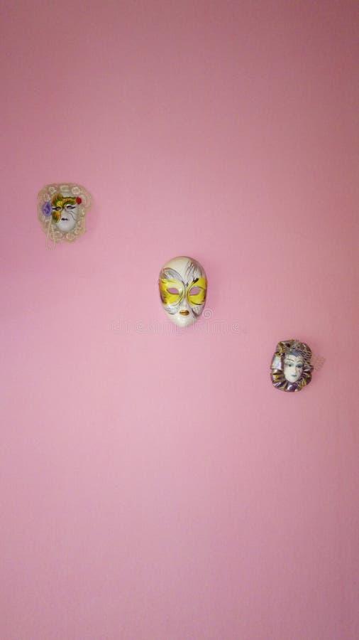 Maske royalty-vrije stock afbeeldingen