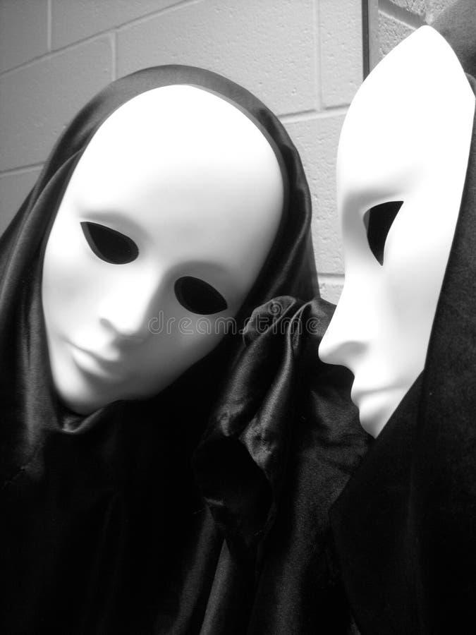 Masked Image 11 stock photo