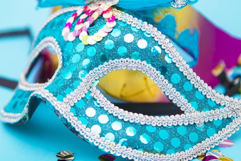 Masken und Verkleidungen lizenzfreie stockbilder