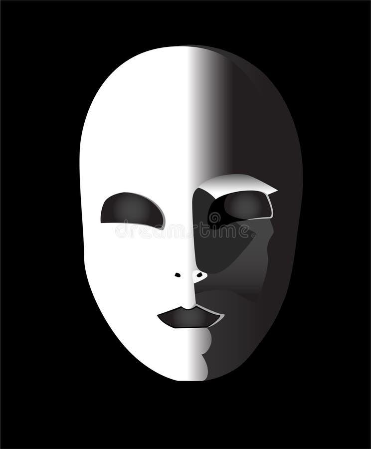 Masker royalty-vrije stock foto's