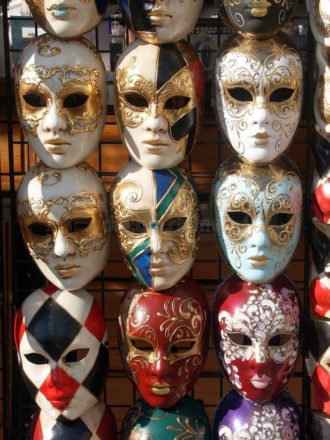 Masker 8 stock foto's