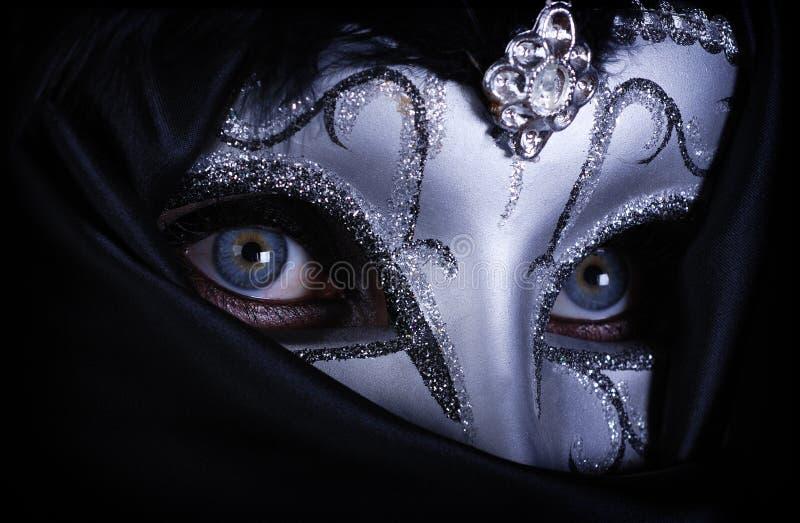 Masker stock afbeelding