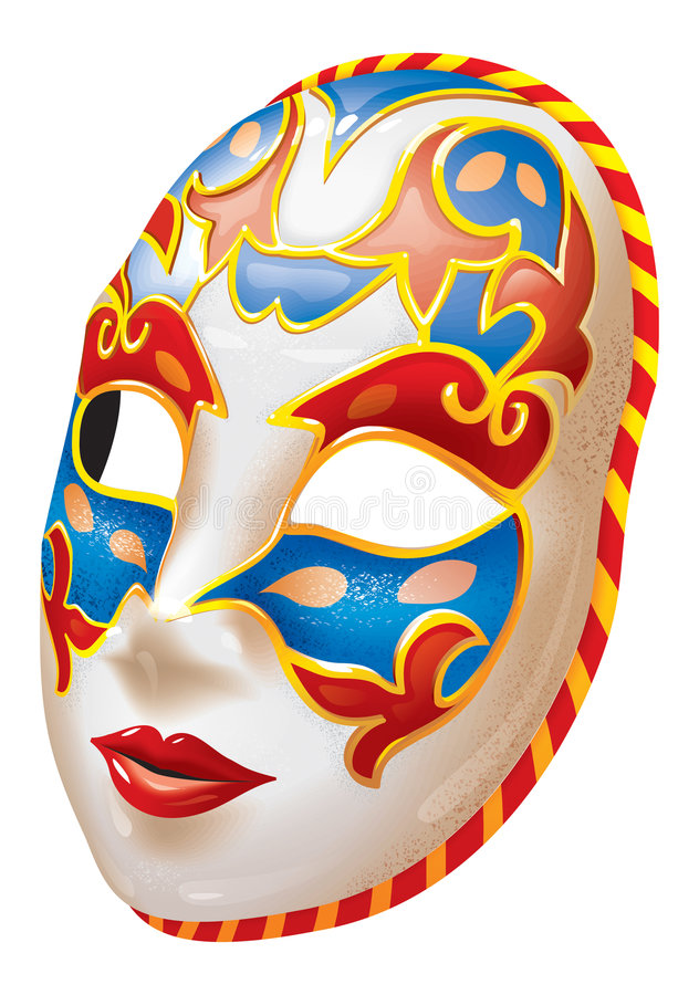 Masker vector illustratie