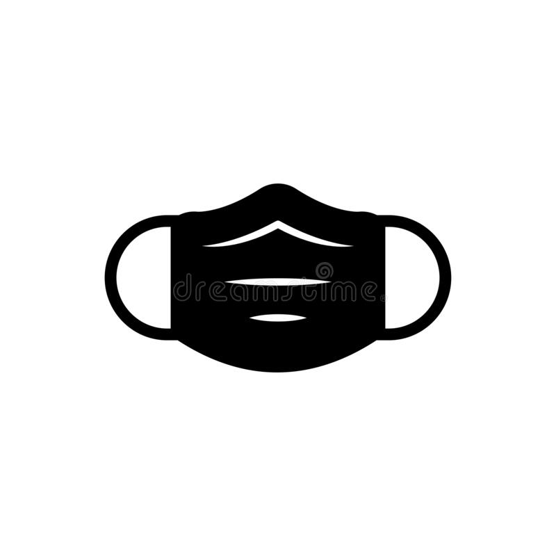 Free Masker Icon Vector Design Trendy Stock Photography - 178204482