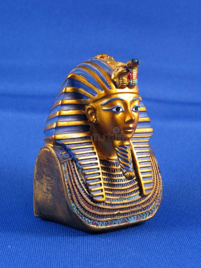Masker van Tutankhamun stock foto's