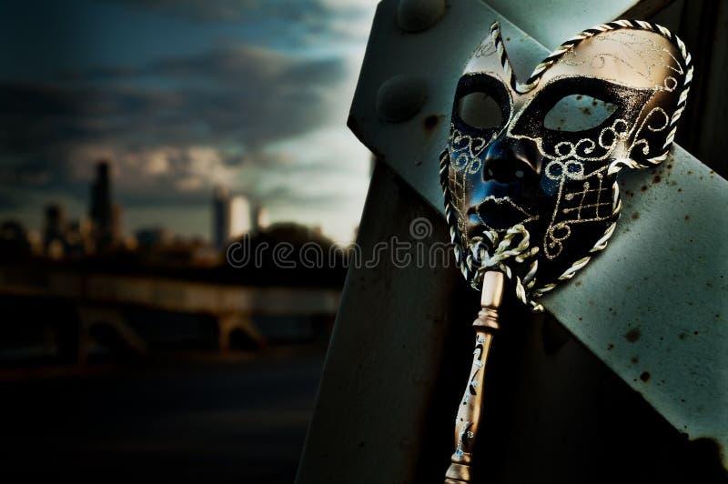 Maskerad royaltyfria foton