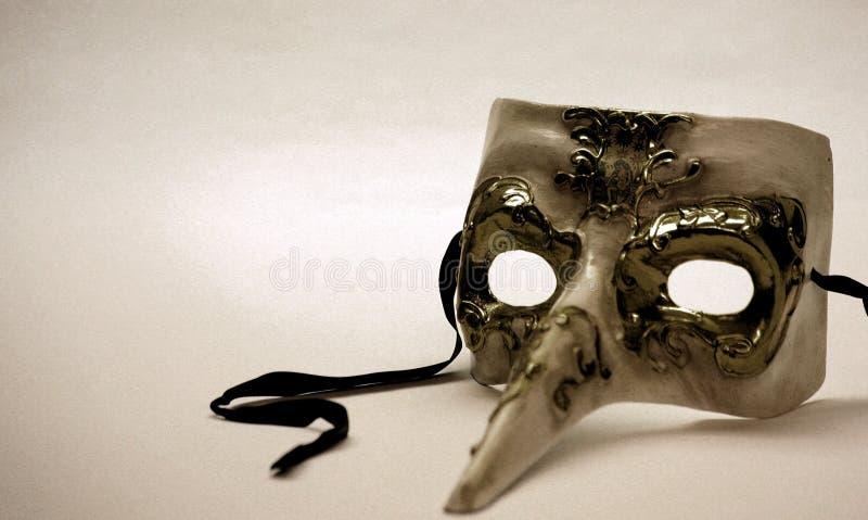 Maskerade royalty-vrije stock afbeelding
