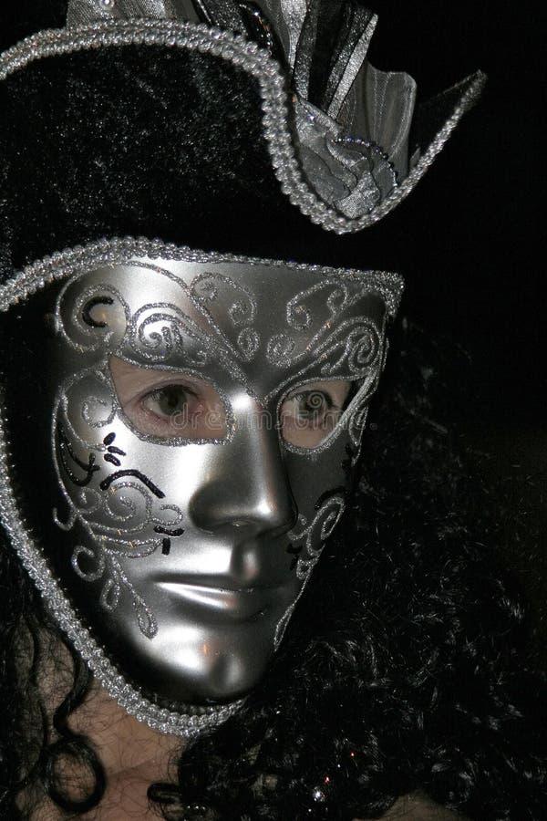 Maskerade stock fotografie
