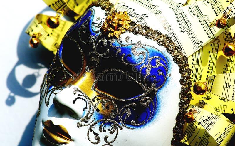 Maskeringen royaltyfria foton