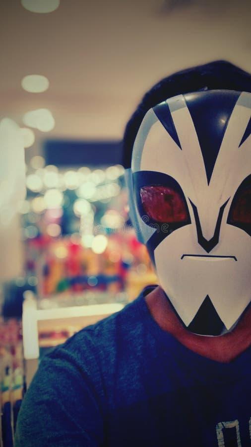 Maskman stock foto's