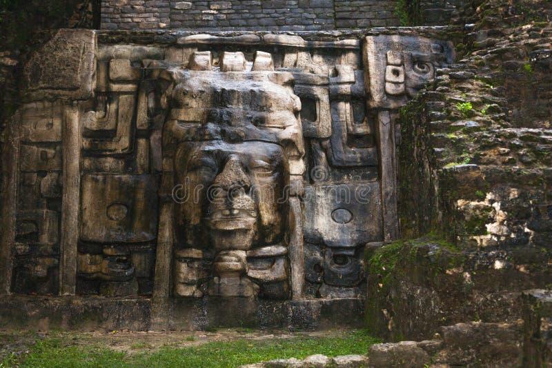 Maskowa świątynia obrazy stock