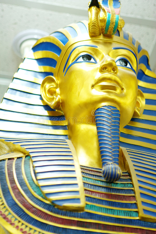 maskowi pharaohs obrazy royalty free