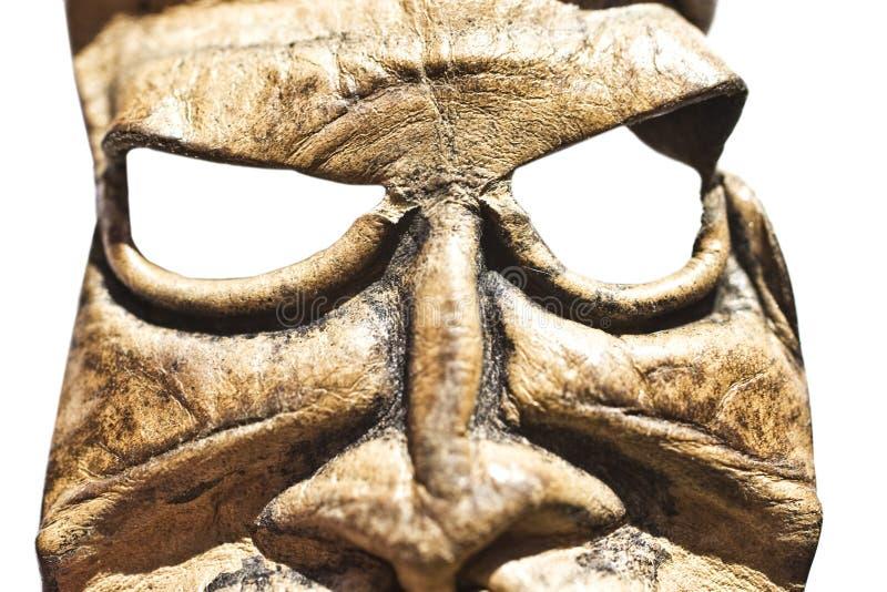 maskowy bóstwo poganin zdjęcie royalty free