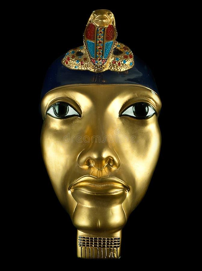 maskowy pharaon s zdjęcia royalty free