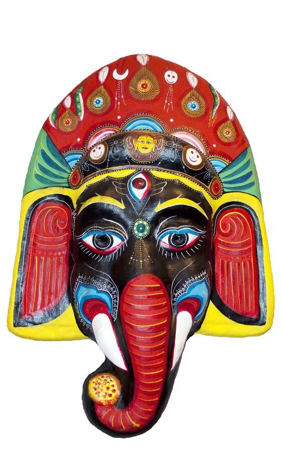 maskowy plemienny obrazy stock