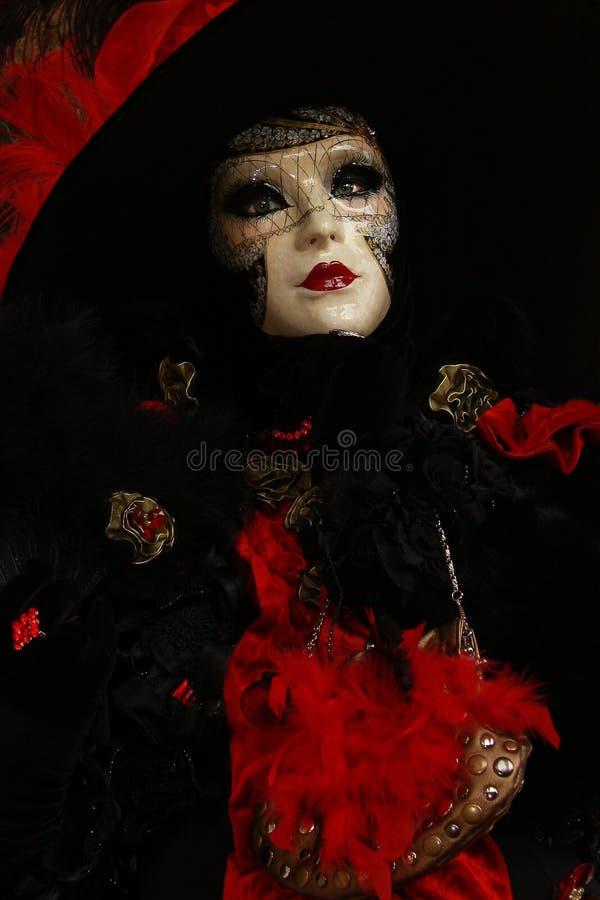 2 maskowy Venice zdjęcie royalty free