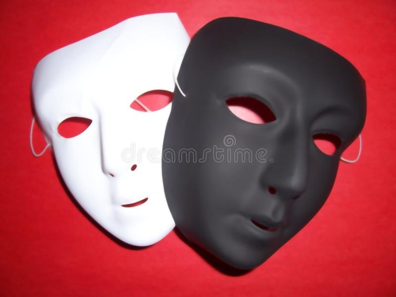 Download Masks stock photo. Image of mask, black, disguise, white - 19172976
