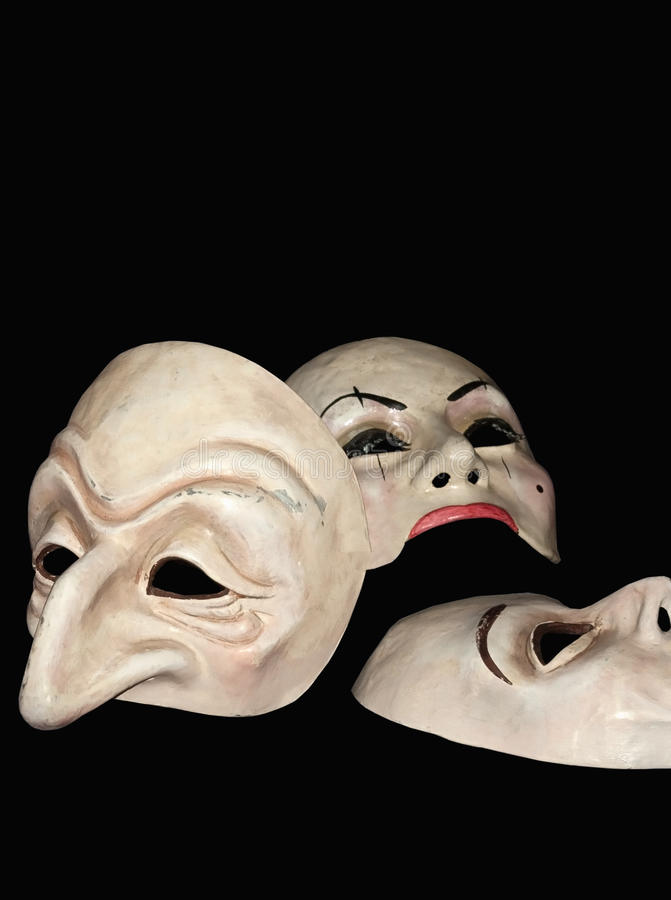 Download Masks stock image. Image of expressions, disguises, disguise - 20778887