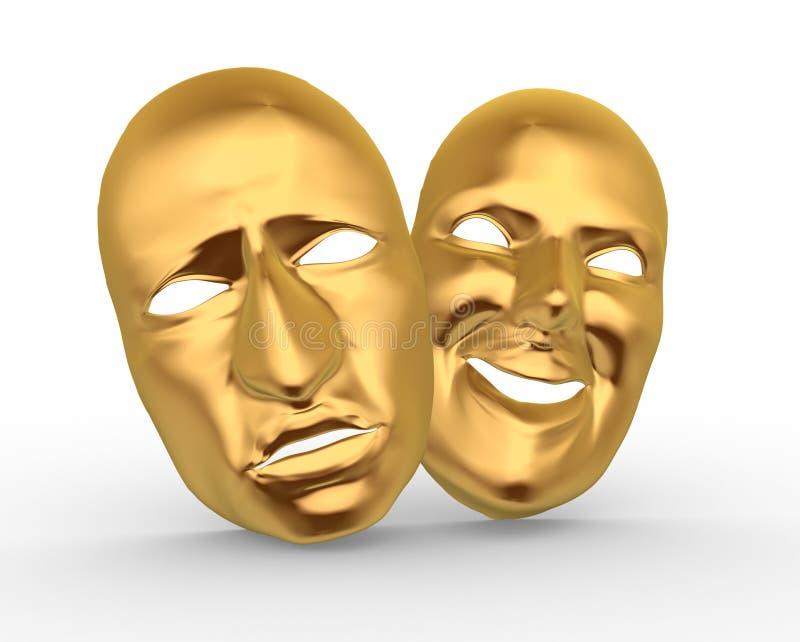 Download Masks Stock Image - Image: 28651391