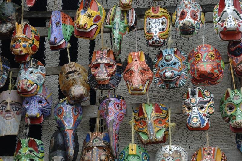 Masks II royalty free stock photos