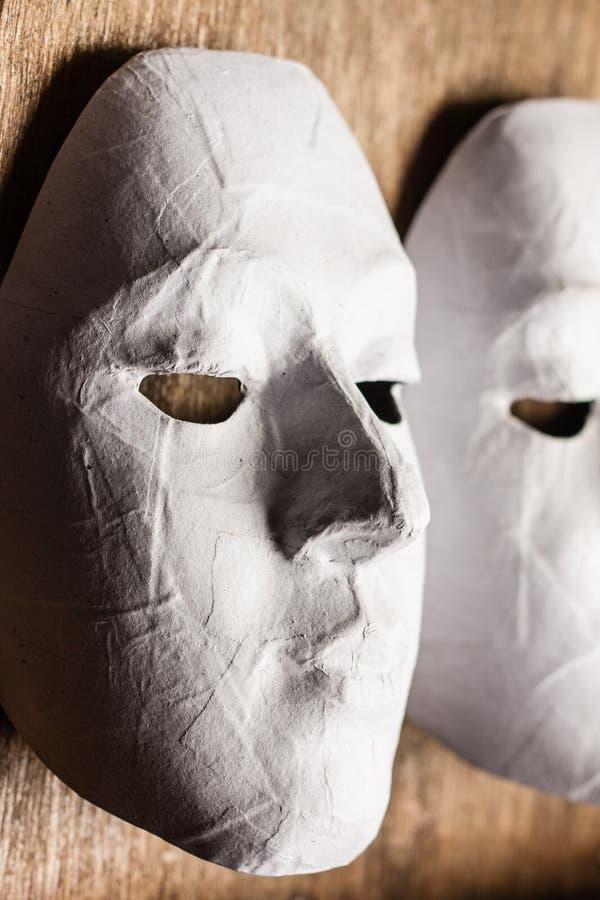 maskuje biel zdjęcie royalty free