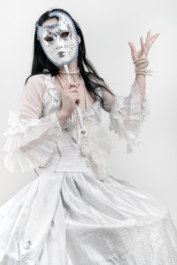 maskuje kobiety obrazy royalty free