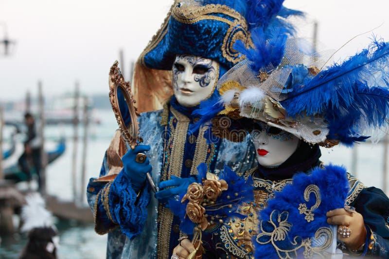 maskuje venetian obraz stock