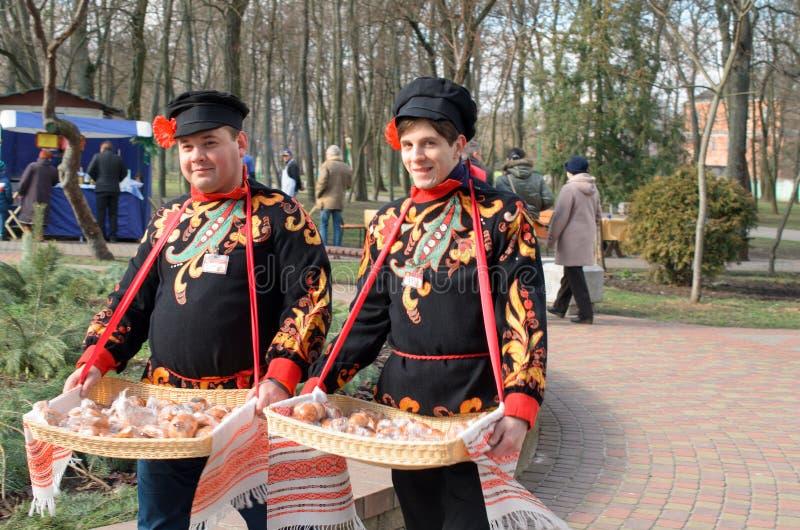Maslenitsa Adiós al invierno fotos de archivo libres de regalías