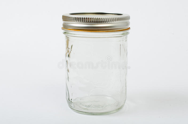 Mason Jar lizenzfreies stockfoto