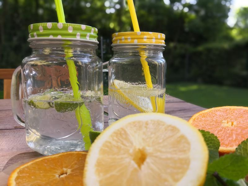Mason Jar, Drink, Lemonade, Drinkware royalty free stock photos