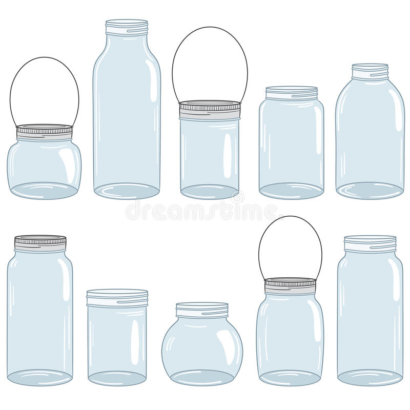Mason Jar Set