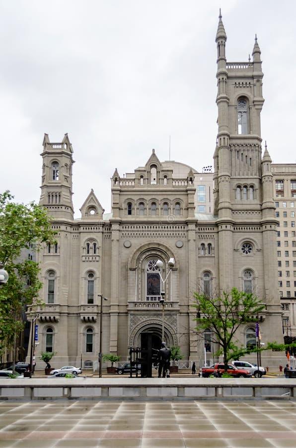 Download Masonic Temple, Philadelphia Stock Image - Image: 32329621